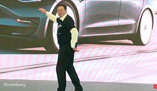 Elon Musk i jego nietypowy taniec