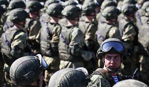 Wielkie manewry na Krymie. Bierze w nich udział ponad 2 tys. Rosjan