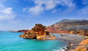 Lanzarote – opalanie na wulkanie