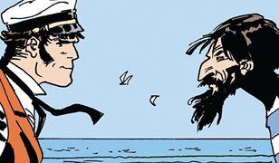 Corto Maltese. Tarowean. Tom 15 - recenzja komiksu wydawnictwa Egmont