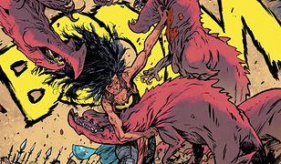 Wonder Woman. Martwa ziemia – recenzja komiksu wydawnictwa Egmont