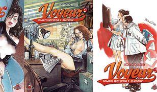 Voyeur. Komiksy erotyczne z Playboya – recenzja albumów wydawnictwa Planeta Komiksów