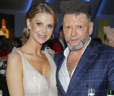 """Krzysztof Rutkowski zachwycony czwartą żoną. """"Jest mi najlepiej na świecie"""""""
