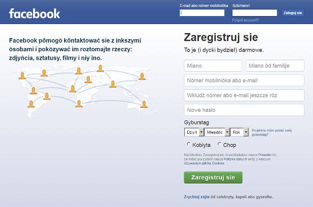 """Nowe oszustwo na Facebooku. """"Twoje konto zostanie wyłączone"""""""