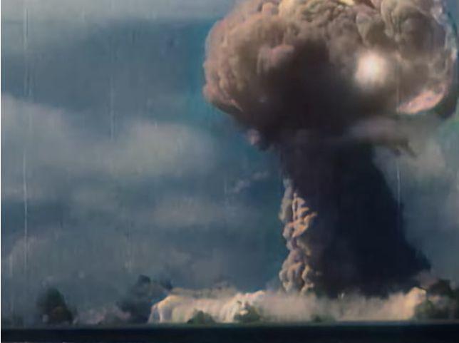 Testy broni jądrowej na atolu Bikini