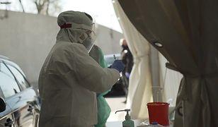 Test na koronawirusa. Ministerstwo Zdrowia wydało zalecenia