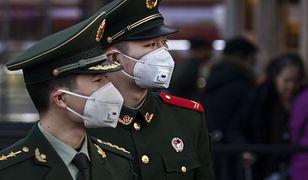 Koronawirus. Chiny. Największy wzrost zakażeń od pięciu miesięcy