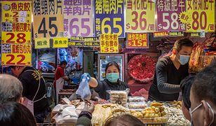 Chiny. Ognisko w prowincji Hebei. 11 milionów osób z zakazem wyjazdu