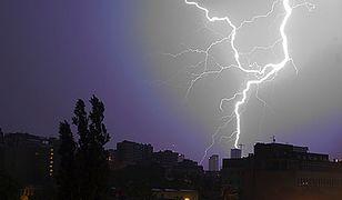 Gwałtowne burze wracają do Polski. Uwaga na grad