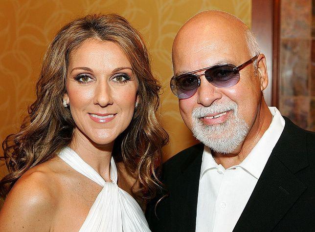 Céline Dion i René Angélil byli parą idealną