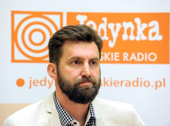 Kamil Dąbrowa nie widzi w swoich wpisach nic niestosownego