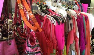 Gigant na rynku odzieżowym co roku spala tony ubrań