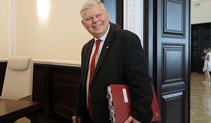 Marek Suski, szef gabinetu politycznego premiera Morawieckiego