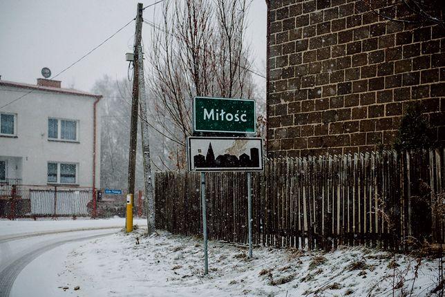 We wsi Miłość stoi 60 domów