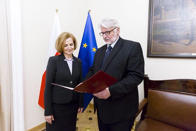 Jolanta Róża Kozłowska została ambasadorem Polski w Austrii