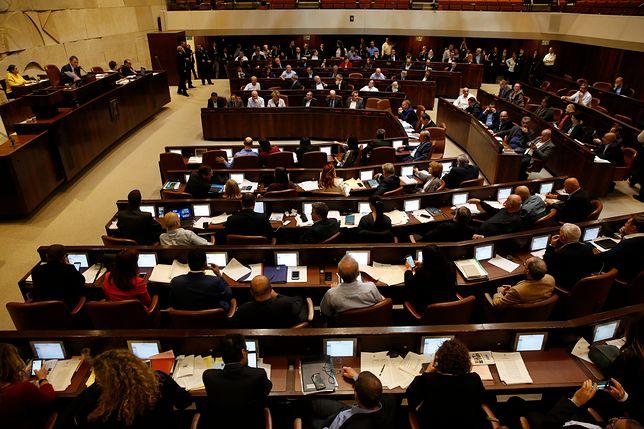 Większość posłów Knesetu jest za przyjęciem nowego prawa