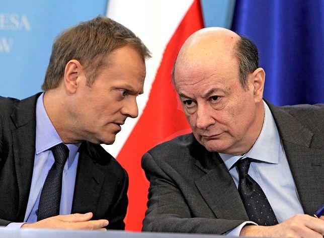 Jacek Rostowski od 25 lutego do 27 listopada 2013 r. był wicepremierem w rządzie Donalda Tuska