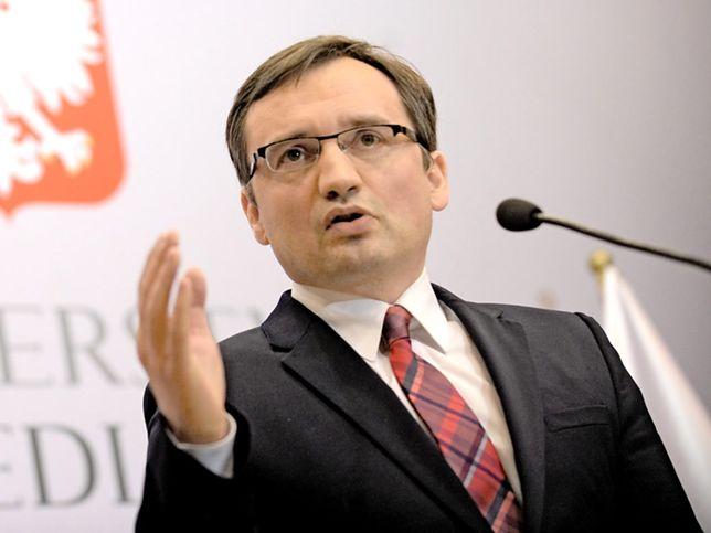 Zbigniew Ziobro reaguje na awarię przepompowni