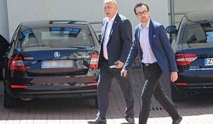 Dopiero za trzecim razem Joachim Brudziński pojawił się w Prokuraturze Krajowej, aby zeznawać ws. afery melioracyjnej