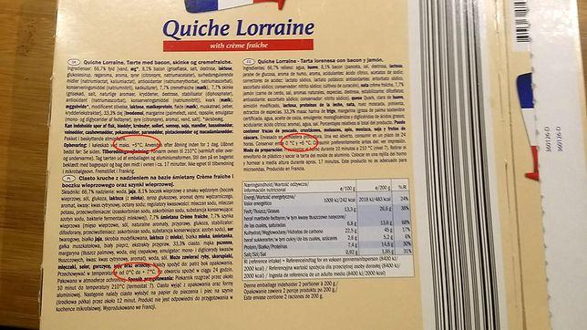 """Nieścisłości w opisie produktu z Lidla. """"Różnice standardów technicznych lodówek"""""""