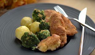 Kotlety z kurczaka gotowanego