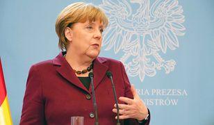 Angela Merkel na wizycie w Polsce
