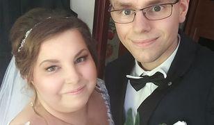 Klaudia i Marcin są już po ślubie
