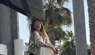 Gorące zdjęcia Jessiki Ziółek z wakacji. Dziewczyna Milika nie przestaje zachwycać