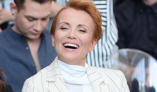 Katarzyna Zielińska została blondynką