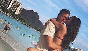Marina i Wojtek Szczęsny nie oszczędzają na wakacjach