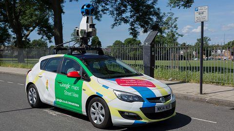 Mapy Google: samochody Street View sfotografowały ponad 16 mln kilometrów dróg