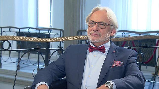 Wojciech Maksymowicz zaprzecza, by miał eksperymentować na ludzkich płodach