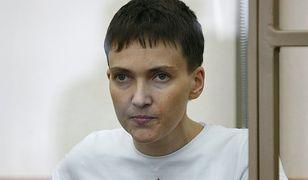 """Siostra Nadii Sawczenko pisze do Trumpa.""""Ona jest prześladowana"""""""