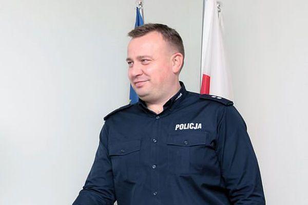 Wyróżnienie dla policjanta, który uratował 2-letniego Adasia przed zamarznięciem