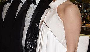 Lady Gaga na spotkaniu z księciem Karolem i Camillą