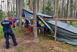 Pogoda. Gwałtowne burze. Strażacy ewakuowali harcerzy z obozów w Wielkopolskiem i Łódzkiem