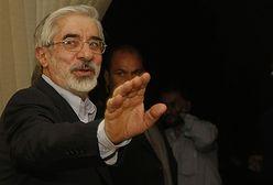 Przywódca irańskiej opozycji usunięty ze stanowiska