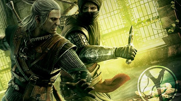 Łowy: Wiedźmin 2 na Xbox 360 za 44,90 zł