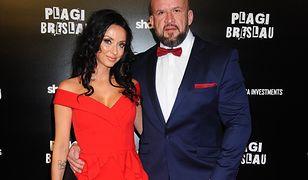 Tomasz Oświeciński pokazał się z byłą żoną. Znów chce się z nią ożenić