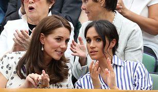 Patrząc na Kate i Meghan nie widać wśród nich żadnej rywalizacji.