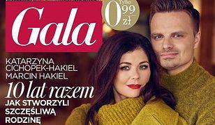 Kasia Cichopek i Marcin Hakiel: Zarzucano nam, że udajemy miłość tylko po to, by na niej zarobić