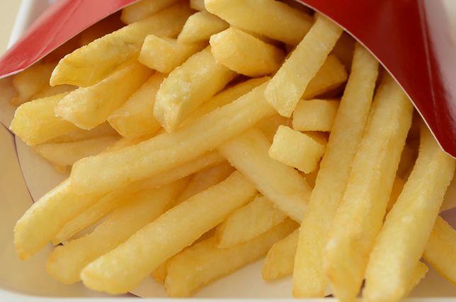 Chrupiące frytki jak z McDonald's? To możliwe. Wystarczy dodać jeden sekretny składnik