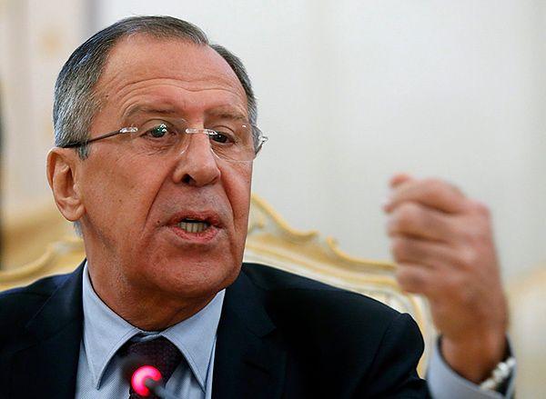 Siergiej Ławrow: Petro Poroszenko głównym partnerem Rosji w Kijowie