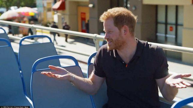 Książę Harry krytykowany za wywiad