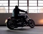 Harley-Davidson świątecznie