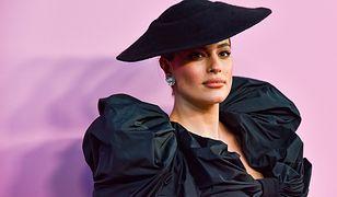 Ashley Graham na CFDA Fashion Awards w Nowym Jorku
