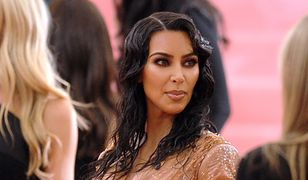 Kim Kardashian na gali Met 2019