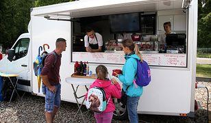 Pierwszy mobilny punkt gastronomiczny w drodze do Morskiego Oka