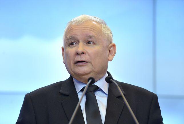 Jarosław Kaczyński wziął udział w spotkaniu w Zielonej Górze