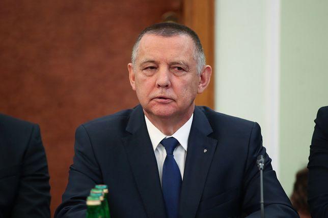 Szef NIK Marian Banaś spotka się z marszałek Sejmu Elżbietą Witek